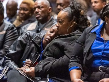 'He paid the ultimate sacrifice': Fellow officers mourn slain sheriff
