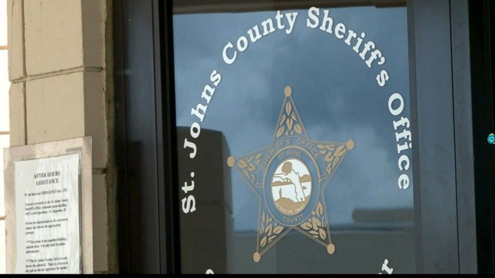 PHOTO: St. Johns County Sheriff, David Shoar, acknowledged missteps were made by his department while investigating the death of Michelle O'Connell.