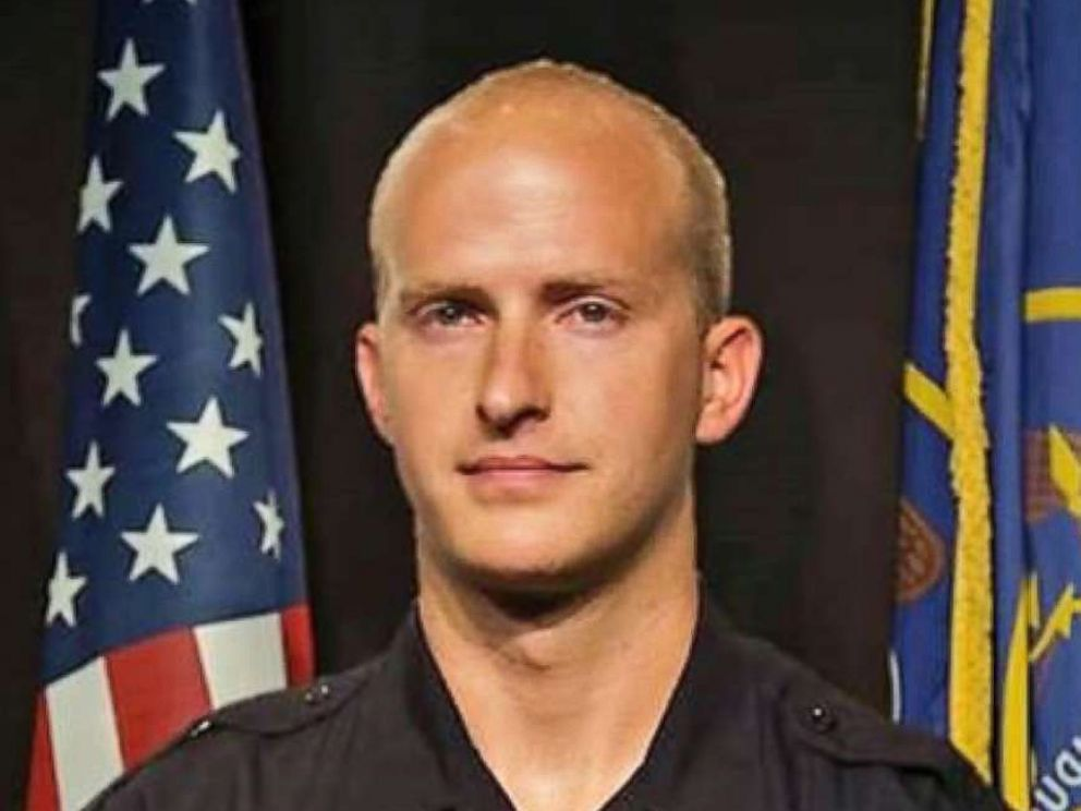 PHOTO: An undated photo of Provo police officer Joesph Shinners who died in the line of duty Jan. 5, 2019.