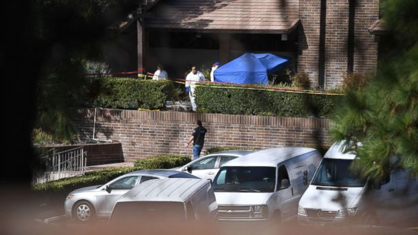 Thousand Oaks suspect died from self-inflicted wound: Officials