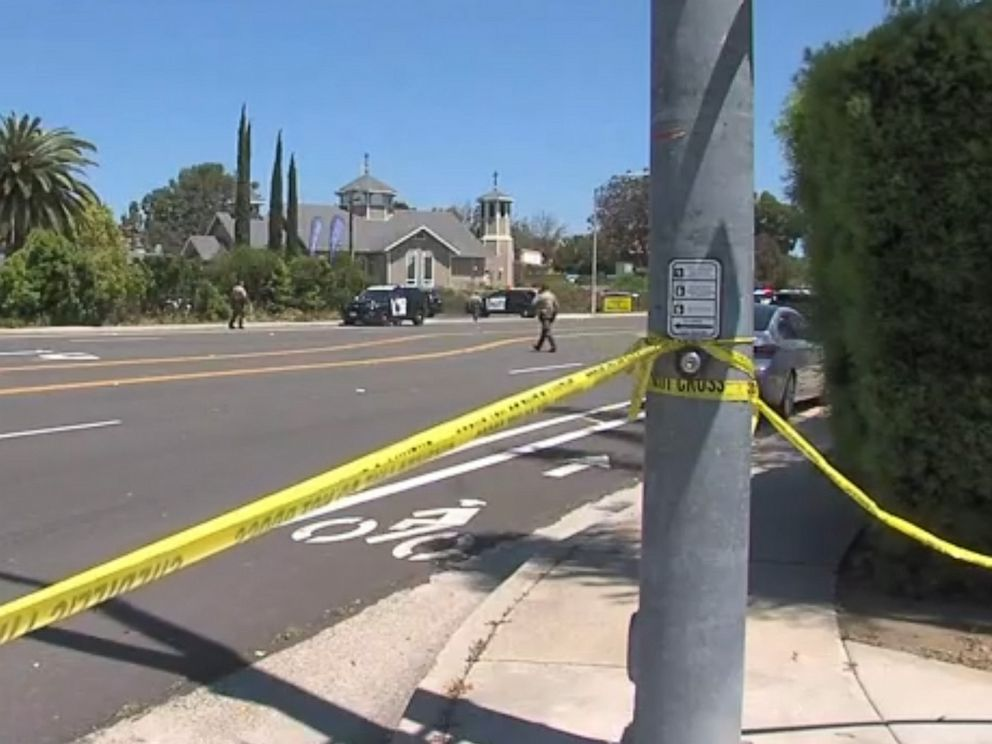 Shooting at San Diego-Area Synagogue Causes Injuries, Man Detained