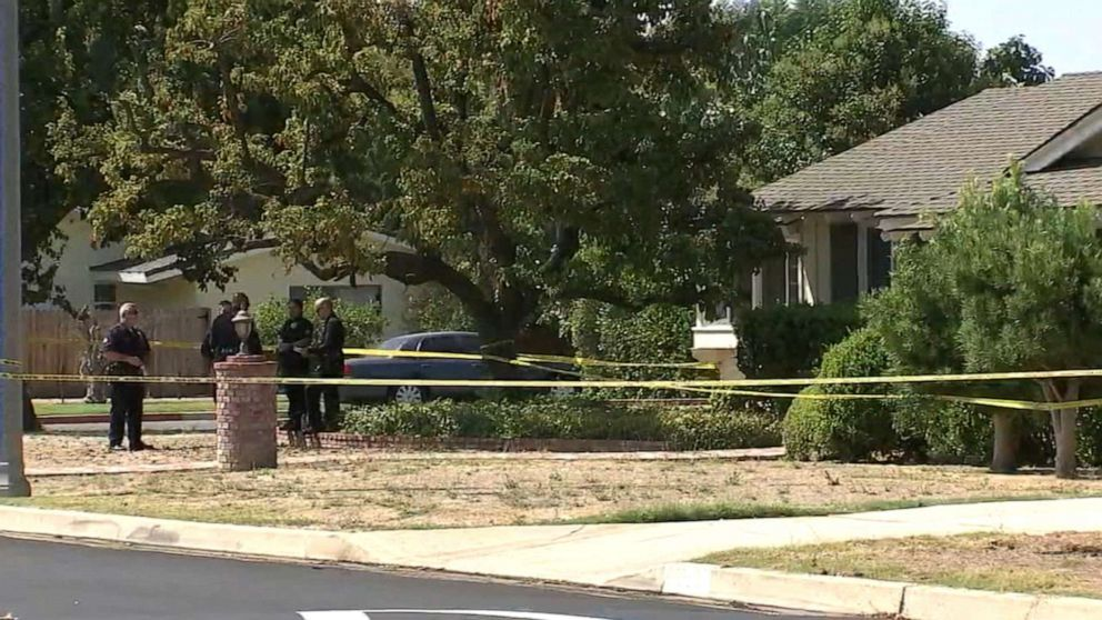 PHOTO: A Los Angeles deputy city attorney allegedly shot and killed his wife and 19-year-old son in their home, Sept. 11, 2019.