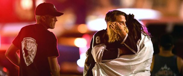 Image result for 12 dead in California bar shooting