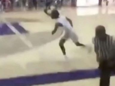 Teen facing murder charge after victim shot at high school basketball game dies