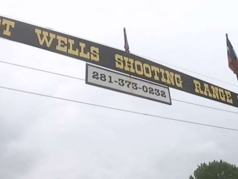 The Hot Wells Shooting Range in Cypress, Texas, where an employee who allegedly shot and killed a bystander by accident, was indicted on Friday, May 4, 2018.