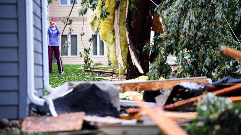 Sioux Falls Tornado