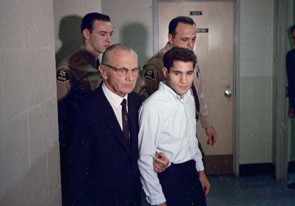 RFK Assassin Sirhan Sirhan Stable After Prison Stabbing