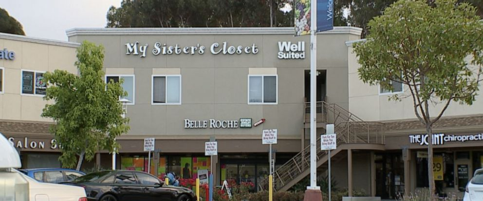 "PHOTO: Two employees quit the consignment shop, ""My Sisters Closet,"" in Encinitas, Calif., after their manager told a customer she had to speak English to use the store."