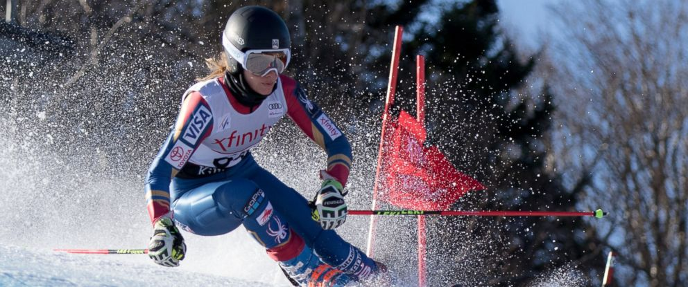 PHOTO: Resi Stiegler will compete for Team USA at the 2018 Winter Olympics in South Korea.