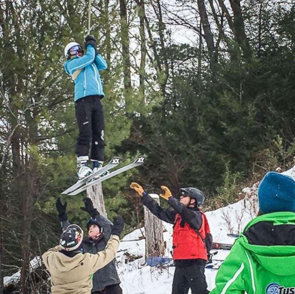 5 injured in pennsylvania ski lift mishap - abc news
