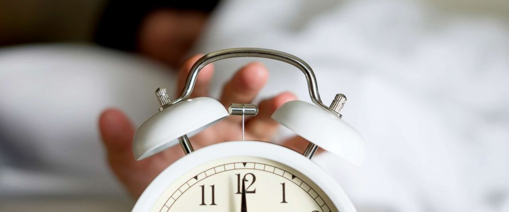 PHOTO: An alarm clock goes off in this stock photo.