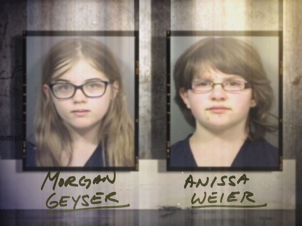 PHOTO: Morgan Geyser and Anissa Weier were both arrested in the attempted murder of their friend Payton Leutner.