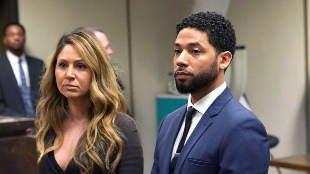 Jussie Smollett: All Charges Dropped