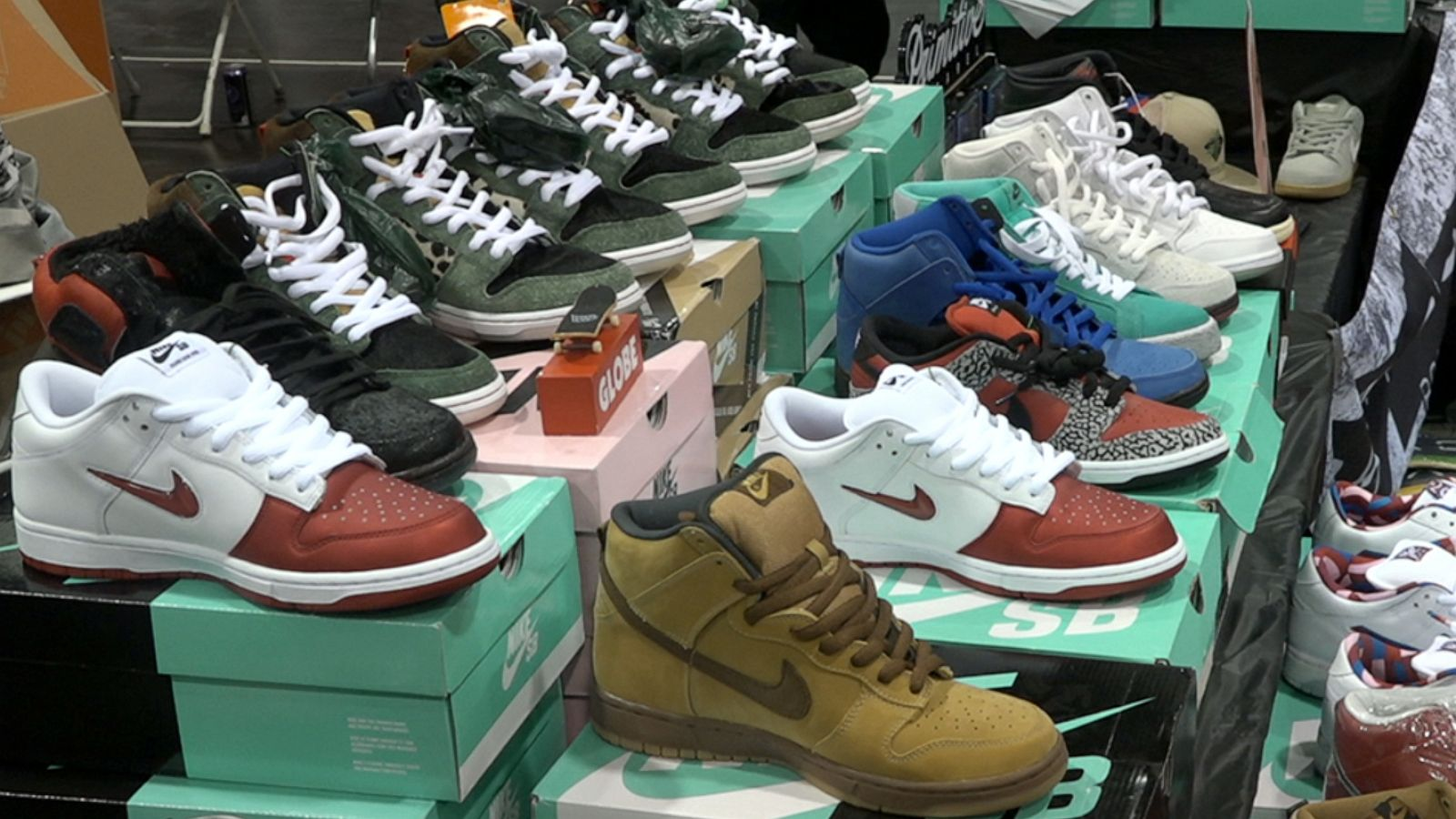 Sneaker Con is Comic Con for booming