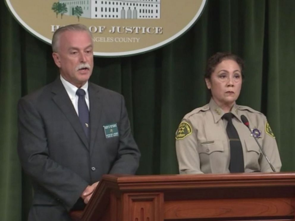 PHOTO: LASD deputies speak out after patrol trainee admits to fabricating sniper shooting.