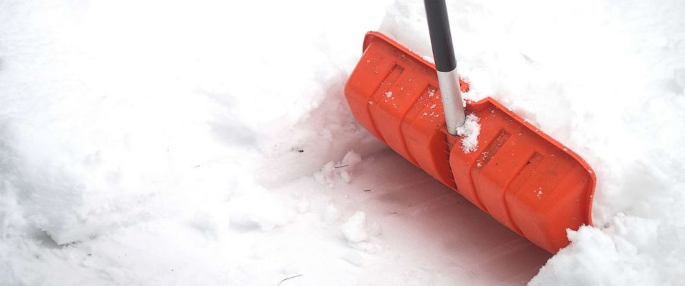 PHOTO: A snow shovel is pictured in this undated stock photo.