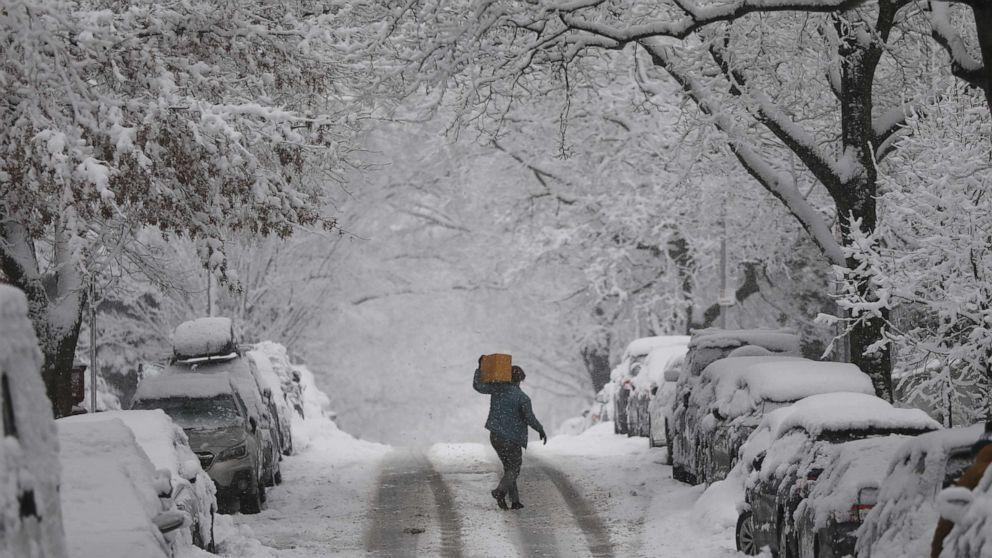 Winter Blast Expected to Worsen for Most of U.S. With Historic Storm Headed to Texas