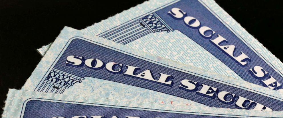 PHOTO: Social security cards are seen in this stock photo.