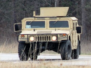 Soldier found guilty of intentionally destroying 3 Humvees that plunged to earth