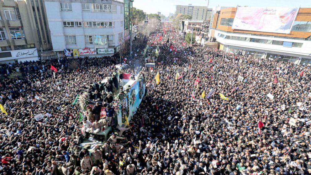 どのように緊張をし、米国とイラン:タイムライン