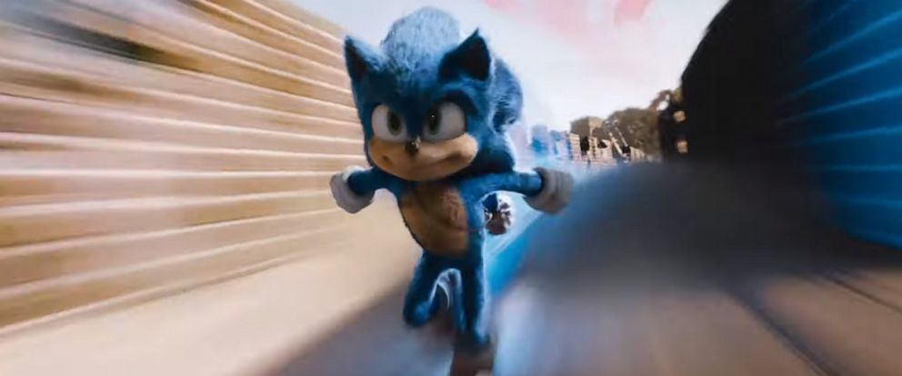 Fans Fawn Over Updated Sonic The Hedgehog Character Design Abc