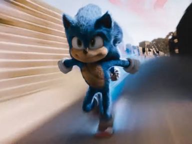 Fans Fawn Over Updated Sonic The Hedgehog Character Design Gma