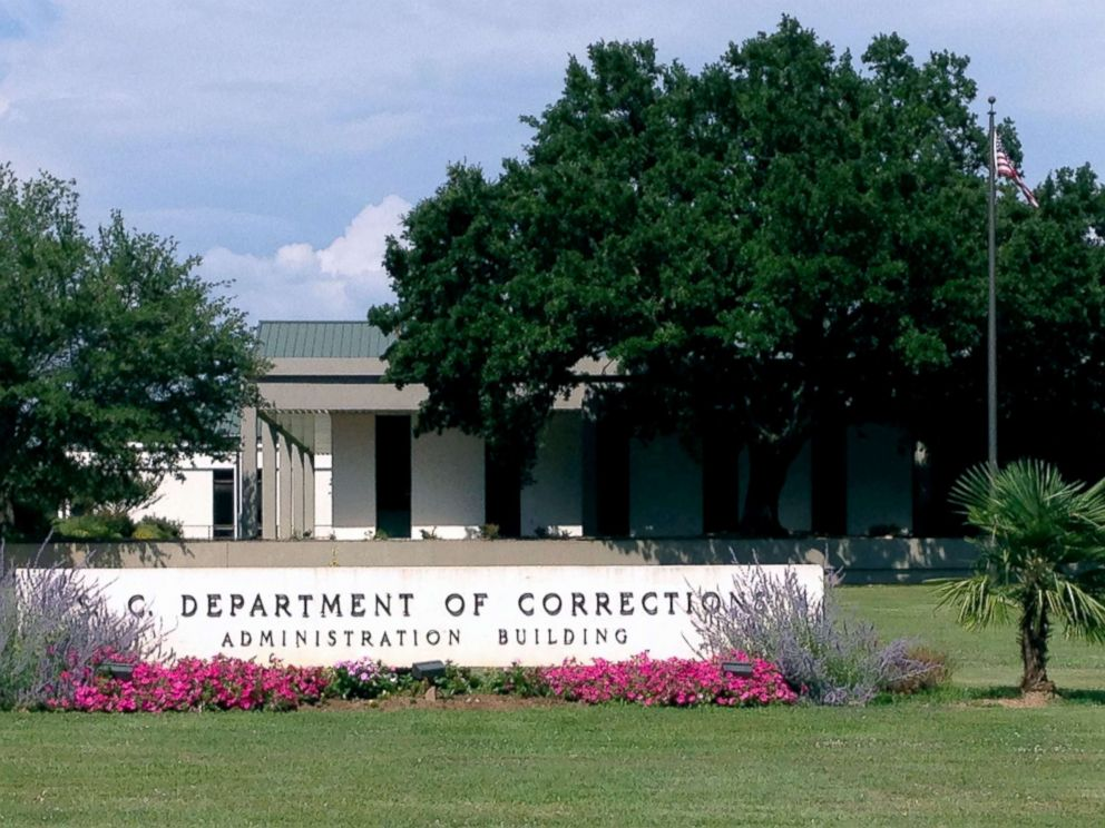 PHOTO: The administration building of the South Carolina Department of Correction in Columbia, S.C.