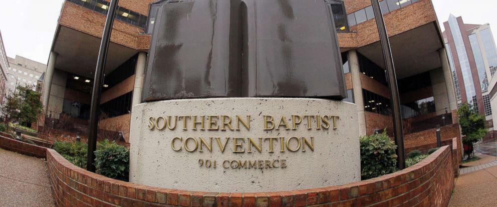 PHOTO: This Dec. 7, 2011, file photo shows the headquarters of the Southern Baptist Convention in Nashville, Tenn.