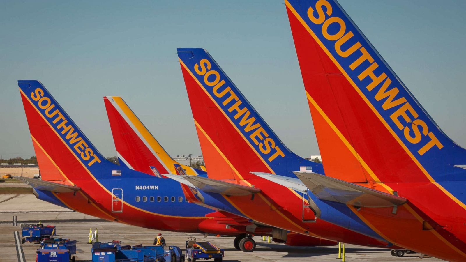 Southwest Airlines Announces New Rules For Emotional Support Animals Abc News