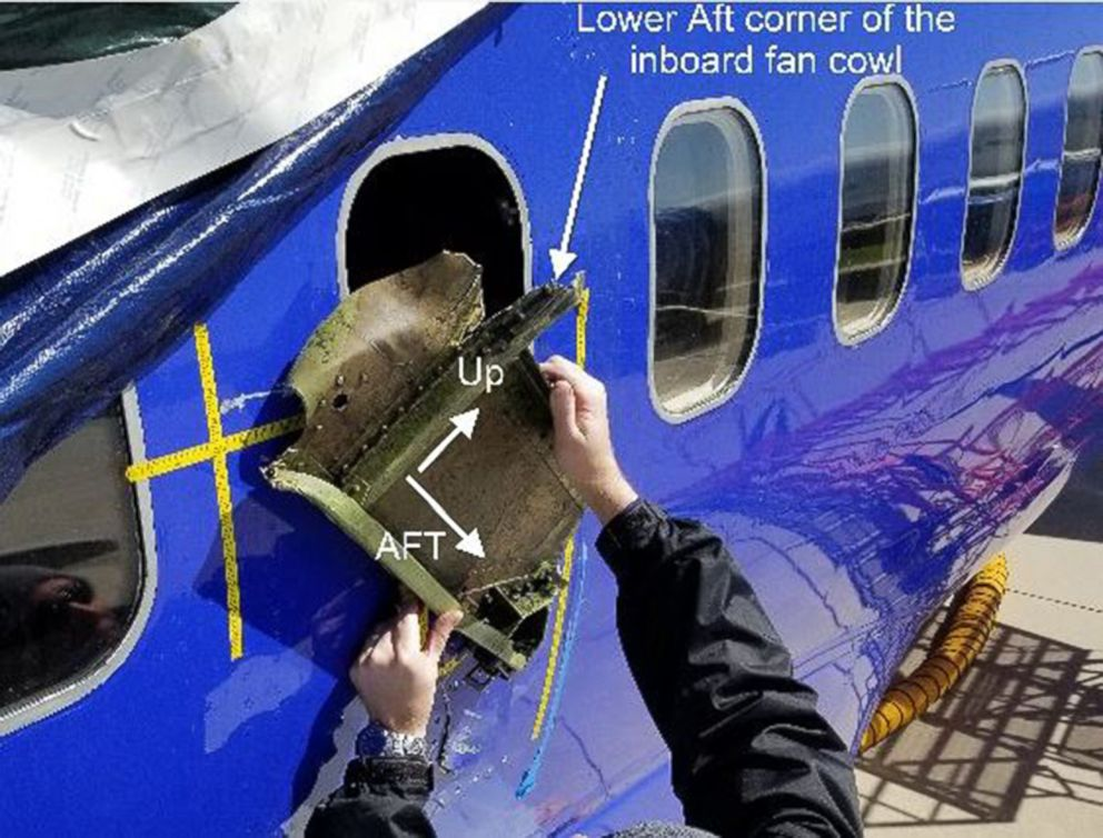 Cracked Window On Southwest Flight Forces Pilot To Divert