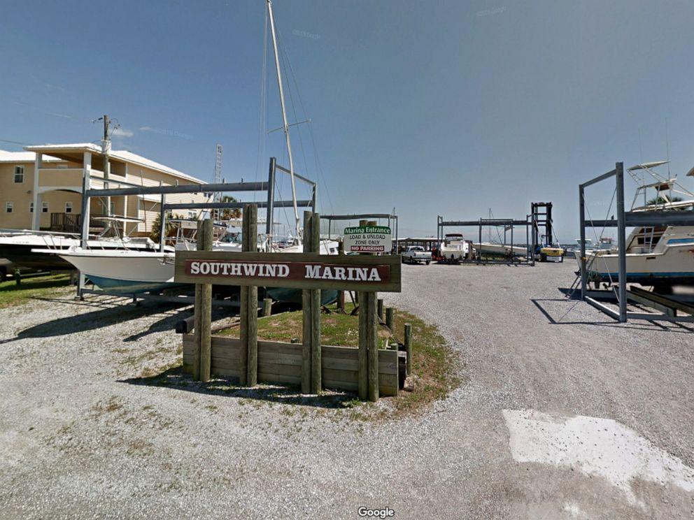 PHOTO: Southwind Marina in Pensacola, Florida.
