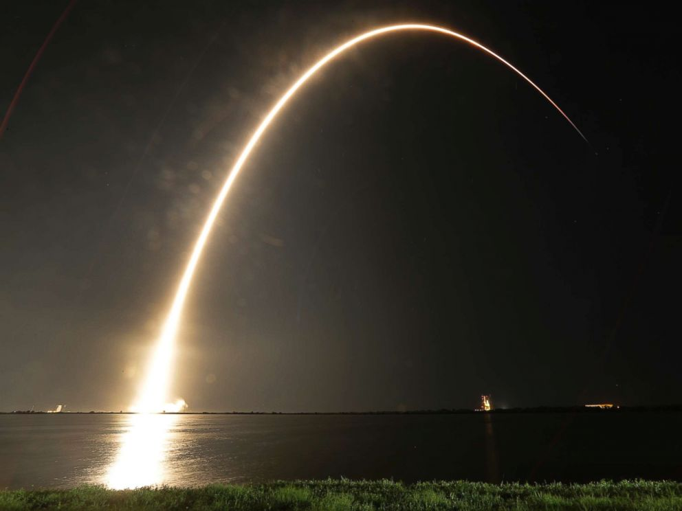 SpaceX successfully launches newest reusable rocket
