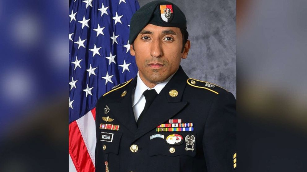 U.S. Army Staff Sgt. Logan Melgar of Lubbock, Texas, died in Mali on June 4, 2017. His death is being investigated as a homicide.