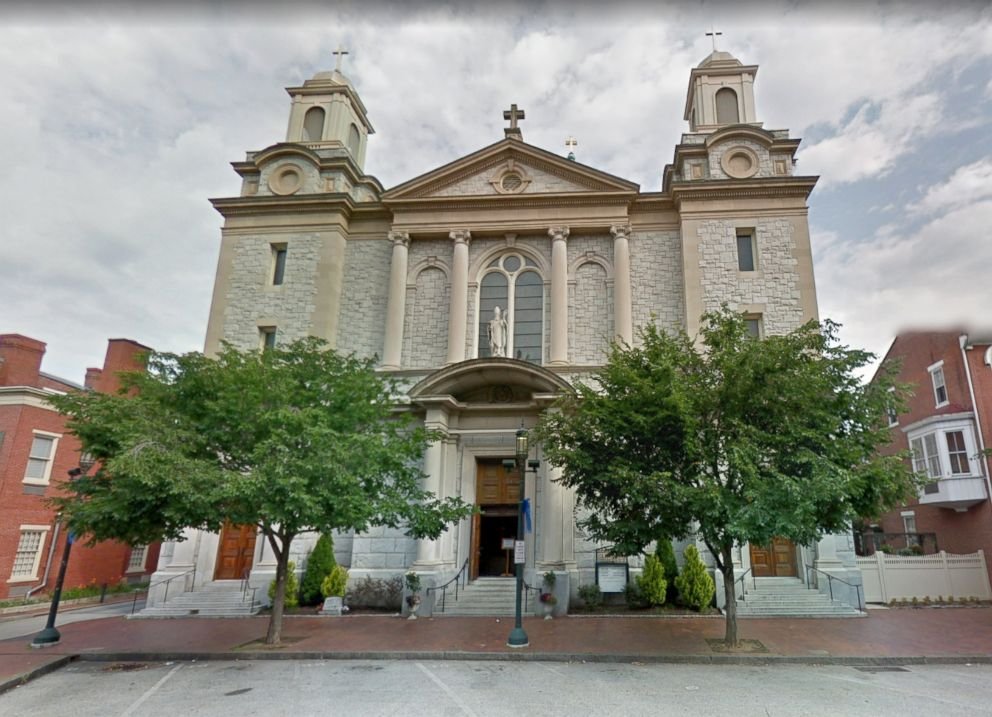 PHOTO: Cathedral Parish of Saint Patrick in Harrisburg, Pennsylvania.