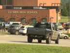 14-year-old girl stabbed at high school assembly on 1st day of school