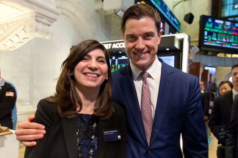 meet the first woman to lead the nyse in 226 years abc news