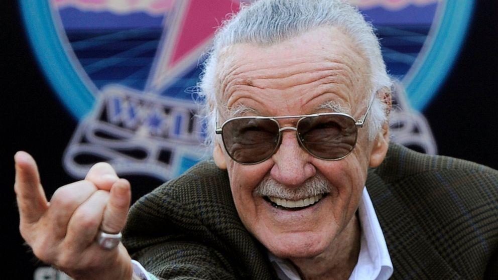 Former business partner of Stan Lee arrested on charges of financial elder abuse
