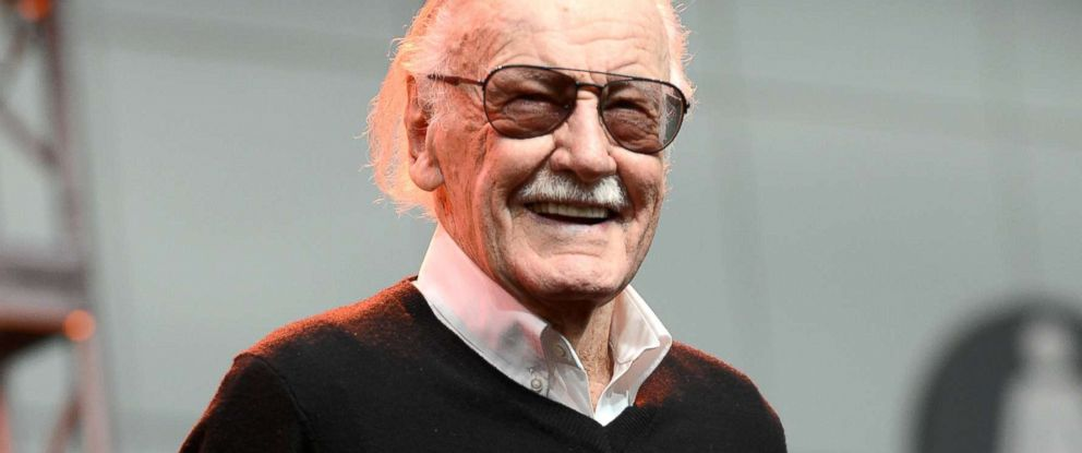 PHOTO: Stan Lee attends day 2 of Stan Lees Los Angeles Comic Con 2017 on Oct. 28, 2017, in Los Angeles.