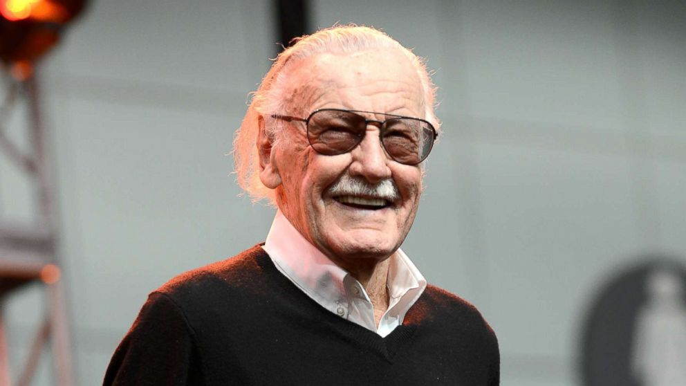 Stan Lee attends day 2 of Stan Lee's Los Angeles Comic Con 2017 on Oct. 28, 2017, in Los Angeles.