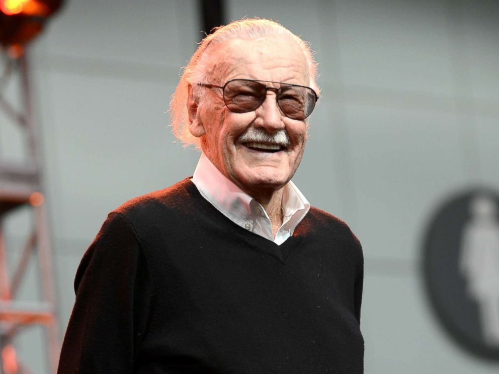 Photo Stan Lee Attends Day  Of Stan Lees Los Angeles Comic Con  On