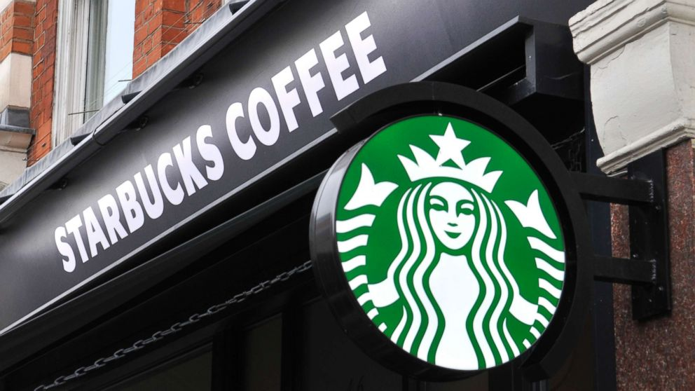 A general view of a Starbucks Coffee shop, Nov. 28, 2015.