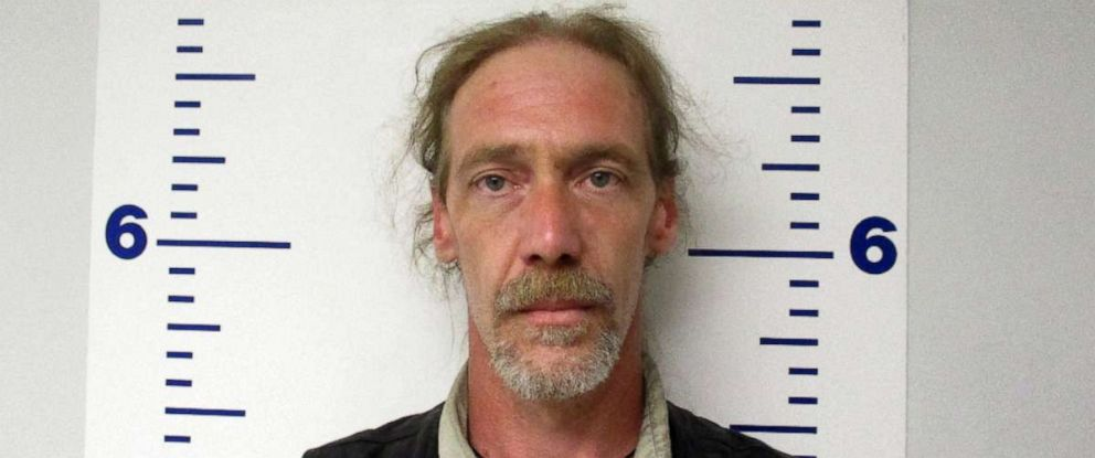 PHOTO: Stephen Jennings was arrested for allegedly driving a stolen vehicle with rattlesnake and uranium inside.