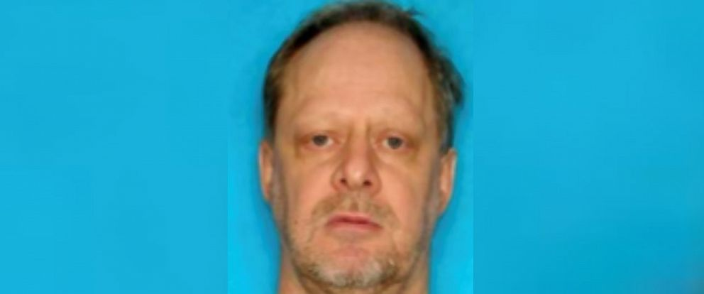 PHOTO: Las Vegas gunman Stephen Paddock is seen here in a government ID photo.