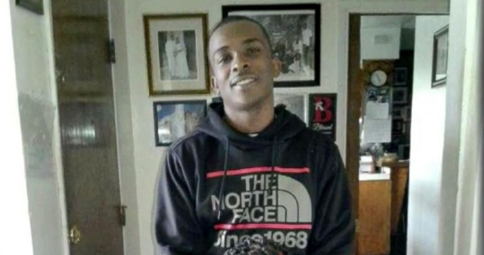 PHOTO: An undated family photograph of Stephon Clark who was holding his cellphone when he was fatally shot Sunday night by two Sacramento police officers who fired at him 20 times, the department said Tuesday.