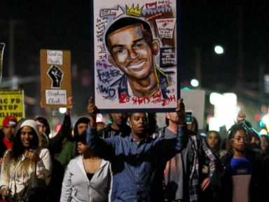 Protests rock Sacramento again after fatal police shooting of unarmed man