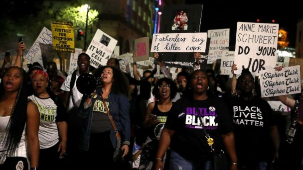 After 5 years, Black Lives Matter inspires new protest movements