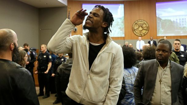 City will not press charges against any of 84 protesters arrested during Stephon Clark march