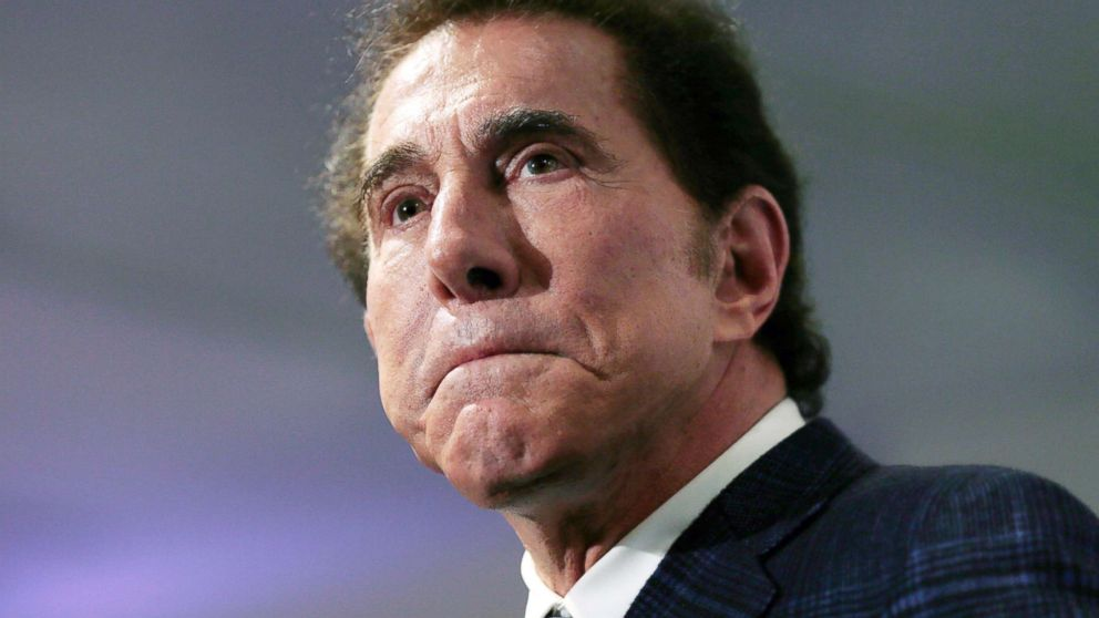 Billionaire Steve Wynn accused of sexual misconduct by dozens