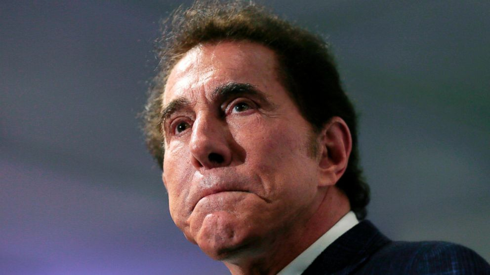 Steve Wynn sold all 12 million shares of his casino business for over $2 billion in March 2018.