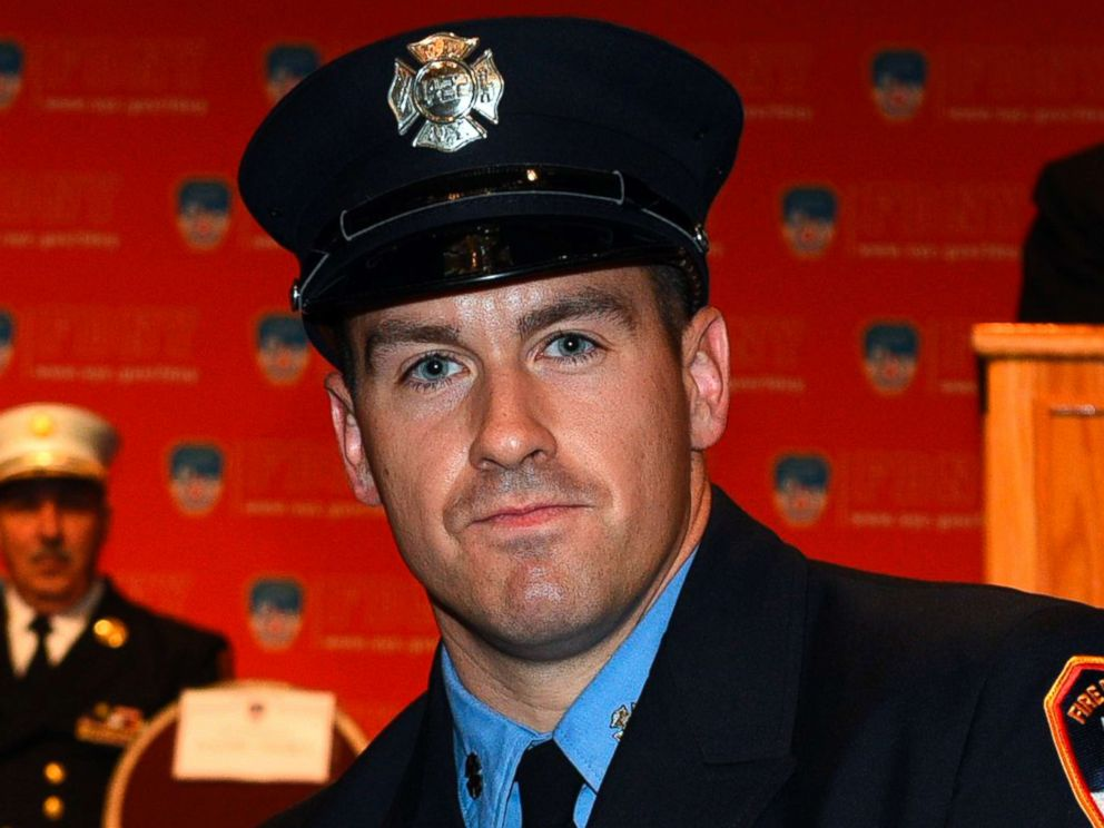 PHOTO: Firefighter Steven H. Pollard is seen here in this undated file photo.